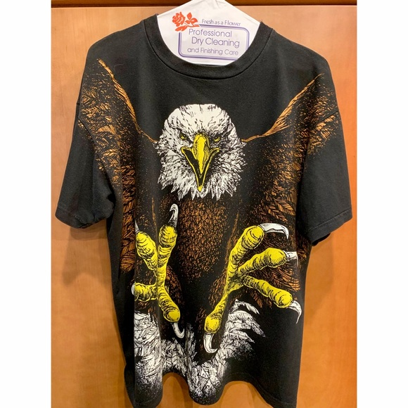 Made in New York Vintage Eagle T-shirt